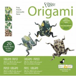 Origami  funny GM