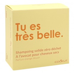 Shampoing solide Tu es...