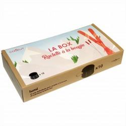 box de10 raclettes...