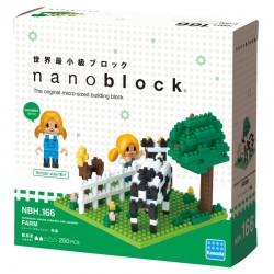 Nanoblock A la Ferme