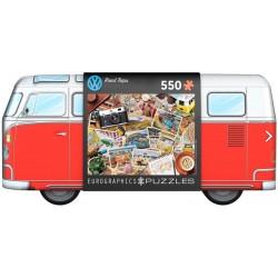 Puzzle 550 pièces VW Road...
