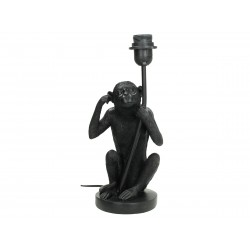 Lampe de table singe