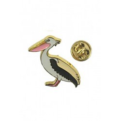 Pin's Emaille Pelican