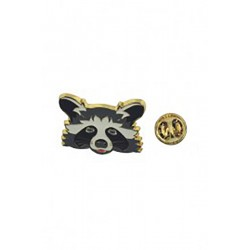 Pin's Raccoon