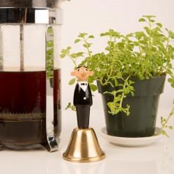 Waiter Dinner Bell -...
