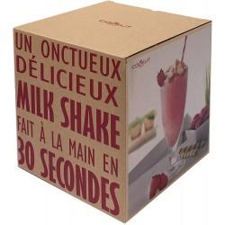 Coffret shaker milk shock