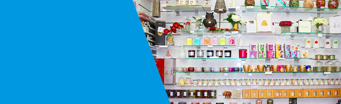 Gadgets, bougie parfumée, bougie, objets de décoration, ustensiles, jeux
